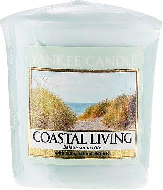 Votivkerze Coastal Living - Yankee Candle Coastal Living Sampler Votive — Bild N1