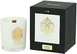 Düfte, Parfümerie und Kosmetik Tiziana Terenzi Arethusa Scented Candle White Glass - Duftkerze