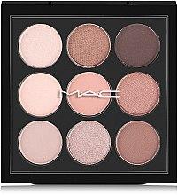 Düfte, Parfümerie und Kosmetik Lidschatten-Palette - MAC Eye Shadow X9