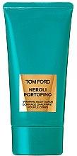 Düfte, Parfümerie und Kosmetik Wärmendes Körperpeeling mit Hafer - Tom Ford Neroli Portofino
