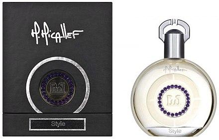 M. Micallef Style - Parfüm — Bild N1