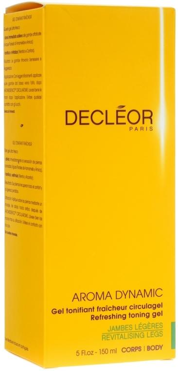 Revitalisierendes Fußgel - Decleor Circulagel Refreshing Toning Gel — Bild N1