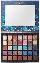 Düfte, Parfümerie und Kosmetik Lidschattenpalette - Bellapierre All-Stars Eyeshadow Palette
