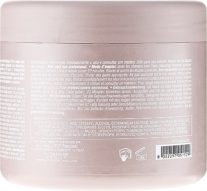 Haarspülung - Alfaparf Lisse Design Keratin Therapy Easy Lisse — Bild N2
