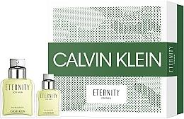 Düfte, Parfümerie und Kosmetik Calvin Klein Eternity For Men - Duftset (Eau de Toilette 100ml + Eau de Toilette 30ml)
