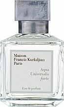 Düfte, Parfümerie und Kosmetik Maison Francis Kurkdjian Aqua Universalis Forte - Eau de Parfum