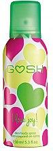 Düfte, Parfümerie und Kosmetik Deospray - Gosh I Love Joy Deo Body Spray