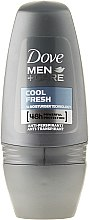 Düfte, Parfümerie und Kosmetik Deo Roll-on Antitranspirant - Dove Men+Care Cool Fresh