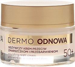 Nachtcreme - Soraya Dermo Odnowa 50+ Cream — Bild N2