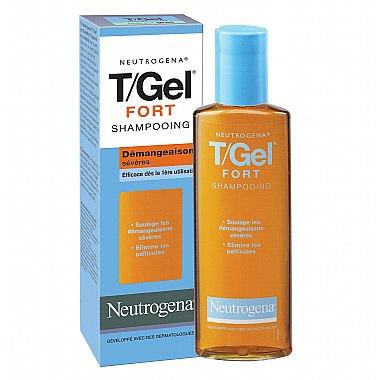 Shampoo - Neutrogena T/gel Fort Shampooing — Bild N1