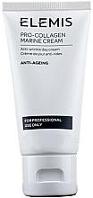 Düfte, Parfümerie und Kosmetik Feuchtigkeitsspendende Anti-Falten Tagescreme für das Gesicht - Elemis Pro-Collagen Marine Cream For Professional Use Only