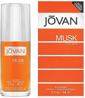 Jovan Musk for Men - Eau de Cologne — Bild N1
