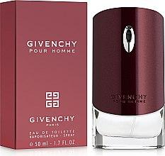 Düfte, Parfümerie und Kosmetik Givenchy Pour Homme - Eau de Toilette