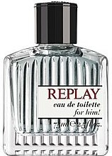 Replay For Him! - Eau de Toilette — Bild N2