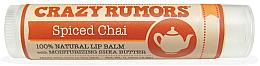 """Düfte, Parfümerie und Kosmetik Lippenbalsam """"Gewürztee"""" - Crazy Rumors Spiced Chai Lip Balm"""