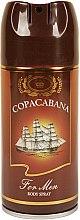 Düfte, Parfümerie und Kosmetik Jean Marc Copacabana - Parfümiertes Deospray