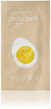 Nasenporenstreifen gegen Mitesser - Tony Moly Egg Pore Nose Pack — Bild N1