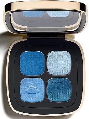 Lidschattenpalette - Artdeco Claudia Schiffer Quad Eye Shadow — Bild N1