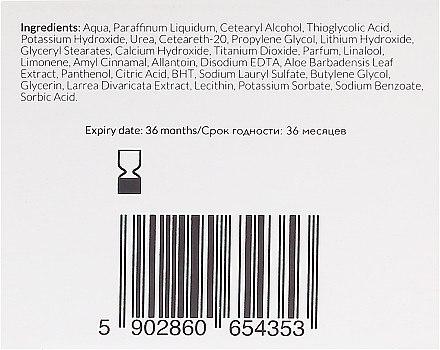 Enthaarungscreme für den Körper - One&Only Cosmetics For Body For Women Instant Hair Removal Cream — Bild N3