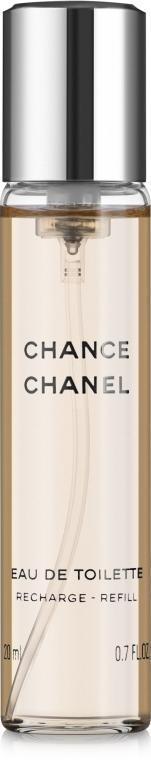 Chanel Chance - Eau de Toilette (3x20ml Refill) — Bild N2
