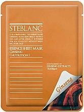 Düfte, Parfümerie und Kosmetik Gesichtsmaske - Steblanc Essence Sheet Mask Ginseng
