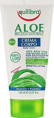Körpercreme mit Aloe vera - Equilibra Aloe Vera Body Cream — Bild N1