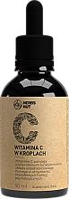 Düfte, Parfümerie und Kosmetik Nahrungsergänzungsmittel Vitamin C in Tropfenform - Noble Health Health Line Vitamin C
