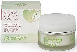 Düfte, Parfümerie und Kosmetik Gesichtscreme für empfindliche Haut - Bema Cosmetici Love Bio Sensitive Skin Treatment