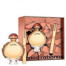 Düfte, Parfümerie und Kosmetik Paco Rabanne Olympea Intense - Duftset (Eau de Parfum 50ml + Eau de Parfum Mini/10ml)