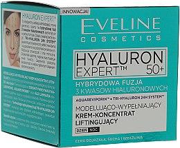 Düfte, Parfümerie und Kosmetik Tag & Nacht Gesichtsserum - Eveline Cosmetics 4D BioHyaluron 50+