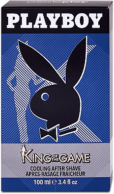 Playboy King Of The Game - After Shave — Bild N1