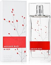 Düfte, Parfümerie und Kosmetik Armand Basi In Red - Eau de Toilette