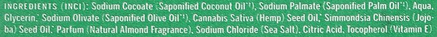 Seife Mandel - Dr. Bronner's Pure Castile Bar Soap Almond — Bild N3