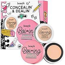 Düfte, Parfümerie und Kosmetik Make-up Set - Benefit Concealin And Dealin Kit (Concealer 0.05g + Concealer 5g)