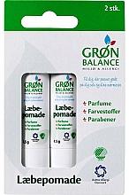 Düfte, Parfümerie und Kosmetik Lippenbalsam 2 St. - Gron Balance