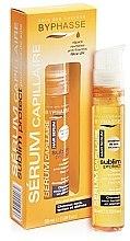 Düfte, Parfümerie und Kosmetik Regenerierendes Serum für trockene und strapazierte Haarspitzen - Byphasse Glamour Line Hair Serum