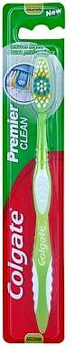 Zahnbürste mittel Premier Clean grün - Colgate Premier Medium Toothbrush — Bild N1