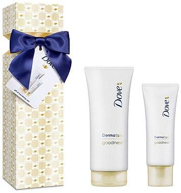 Körperpflegeset - Dove Derma Spa Goodness Set (Körperlotion 200ml + Handcreme 75ml) — Bild N1