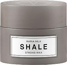 Düfte, Parfümerie und Kosmetik Haarwachs Starker Halt - Maria Nila Shale Strong Wax