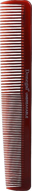 Haarkamm 18 cm braun 9707 - Donegal Hair Comb — Bild N1