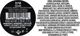 Cremige Puder-Foundation mit mattem Finish - Milani Conceal + Perfect Smooth Finish Cream To Powder — Bild N6