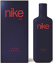 Düfte, Parfümerie und Kosmetik Nike Urban Wood Man - Eau de Toilette