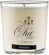 Düfte, Parfümerie und Kosmetik Duftkerze Zanzibar - Chic Parfum Luxury Collection Zanzibar Candle