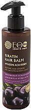 Düfte, Parfümerie und Kosmetik Keratin-Haarspülung mit Acai-Beere - ECO Laboratorie Keratin Hair Balm Amazon Acai Berry