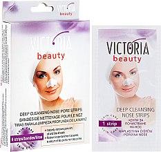 Düfte, Parfümerie und Kosmetik Nasenporenstreifen - Victoria Beauty Intense Cleansing Gel Patch