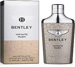Düfte, Parfümerie und Kosmetik Bentley Infinite Rush - Eau de Toilette
