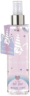 Air-Val International Eau My Unicorn - Körperspray mit Schimmer — Bild N1