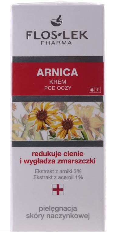 Arnika-Augencreme - Floslek Eye Arnica Cream — Bild N3