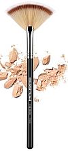 Düfte, Parfümerie und Kosmetik Fächerpinsel F654 - Eigshow Beauty Fan Brush