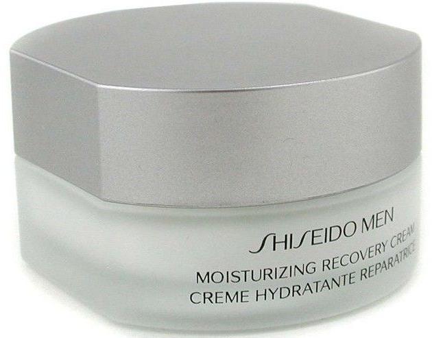 Feuchtigkeitsspendende Gesichtscreme - Shiseido Men Moisturizing Recovery Cream  — Bild N2
